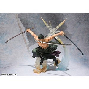 Figuarts ZERO ロロノア・ゾロ -Battle Ver.煉獄鬼斬り-◆新品Ss【即納】 bii-dama