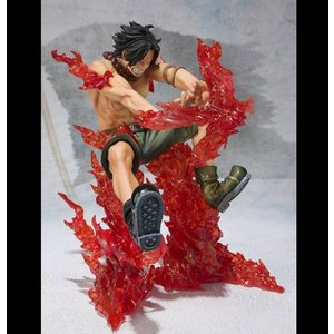 Figuarts ZERO ポートガス・D・エースBattle Ver.十字火◆新品Ss|bii-dama