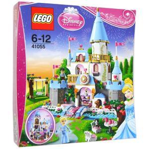 レゴ ディズニープリンセス シンデレラの城 41055◆新品Ss【即納】|bii-dama
