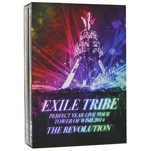 【在庫一掃】EXILE TRIBE PERFECT YEAR LIVE TOUR 2014 豪華盤/5DVD◆C【即納】|bii-dama