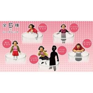 PUTITTOシリーズ コップのすち子 全6種セット/関西限定◆新品Ss【即納】|bii-dama