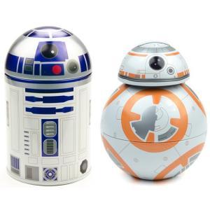 スター・ウォーズ チョコレート缶 R2-D2&BB-8/缶のみ◆A【即納】|bii-dama