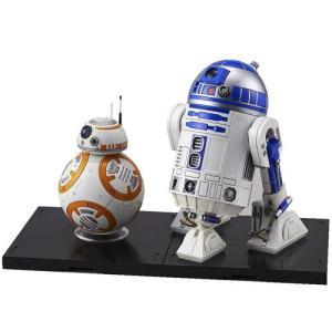 スター・ウォーズ BB-8&R2-D2 1/12スケール プラモデル◆新品Ss【即納】|bii-dama