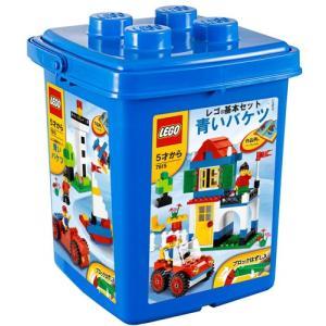 レゴ 基本セット 青いバケツ(ブロックはずし付き) 7615◆新品Ss|bii-dama