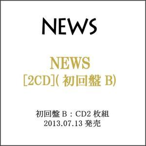 NEWS/NEWS(初回盤B)/CD◆C【即納】|bii-dama