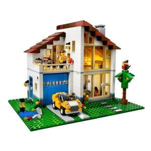 LEGO レゴ クリエイター ファミリーハウス 31012/◆新品Ss【即納】|bii-dama