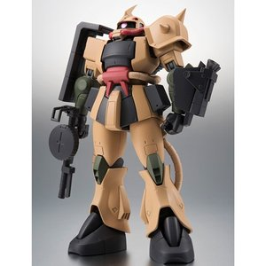 ROBOT魂 MS-06D ザク・デザートタイプ ver.A.N.I.M.E.◆新品Ss【即納】【送料無料】|bii-dama