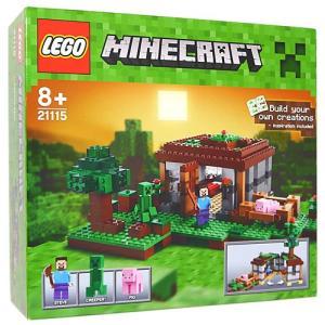 LEGO レゴ マインクラフト はじめての夜 21115◆新品Ss|bii-dama