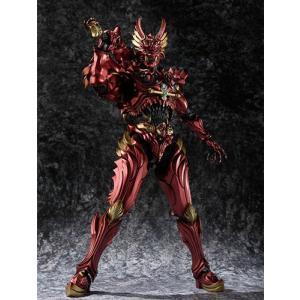 魔戒可動 炎刃騎士 ゼン 牙狼<GARO>魂ウェブ限定◆新品Ns|bii-dama