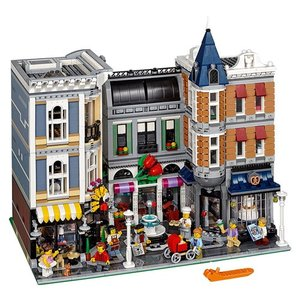 LEGO レゴ クリエイター アセンブリ・スクエア 10255◆新品Ss【即納】|bii-dama