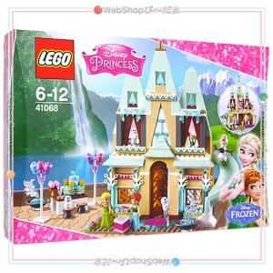 レゴ ディズニープリンセス アナとエルサのアレンデール城 41068◆新品Ss【即納】|bii-dama