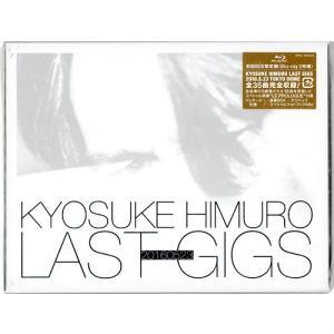 氷室京介 KYOSUKE HIMURO LAST GIGS(初回BOX限定盤)/Blu-ray◆新品Ss【即納】|bii-dama