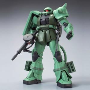 MG 1/100 MS-06J ザクII(重力戦線イメージカラーVer.)◆新品Ss【即納】