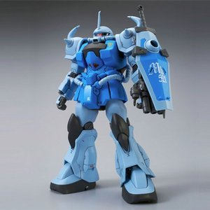 MG 1/100 MS-07B3 グフカスタム(重力戦線イメージカラーVer.)◆新品Ss【即納】|bii-dama