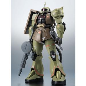 ROBOT魂 MS-06 量産型ザク ver. A.N.I.M.E. リアルタイプカラー 10周年◆新品Ss|bii-dama