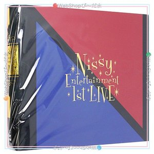 AAA Nissy(西島隆弘) Entertainment 1st LIVE(Nissy盤 初回生産限定盤)/DVD◆新品Ss【即納】|bii-dama