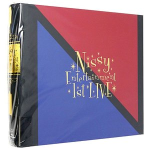 AAA Nissy(西島隆弘) Entertainment 1st LIVE(Nissy盤 初回生産限定盤)/BD◆新品Ss|bii-dama