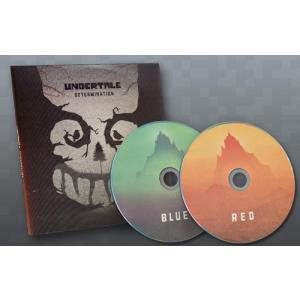 UNDERTALE CD アルバム UNDERTALE - Determination CD Double Album◆新品Ss【ゆうパケット対応】【即納】|bii-dama