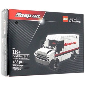 LEGO レゴ snap-on×LEGO スナップオン バン ミニチュア/当選品 300個限定◆新品Ss【即納】|bii-dama