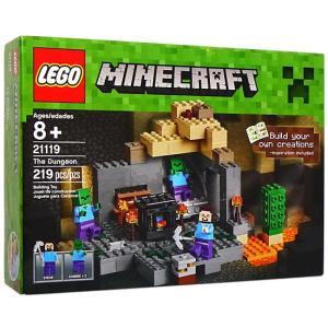 LEGO レゴ マインクラフト ダンジョン The Dungeon 21119/並行輸入品◆新品Sa|bii-dama
