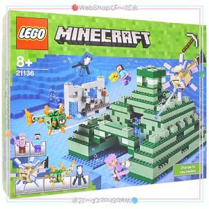 LEGO レゴ マインクラフト 海底遺跡 The Ocean Monument 21136◆新品Sa|bii-dama