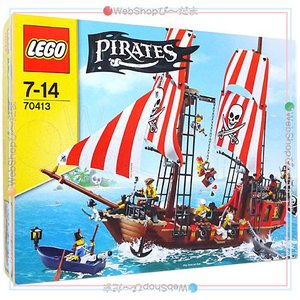 LEGO レゴ パイレーツ 海賊船 70413◆新品Ss|bii-dama