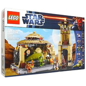 LEGO レゴ スター・ウォーズ ジャバの宮殿 9516◆新品Ss【即納】|bii-dama