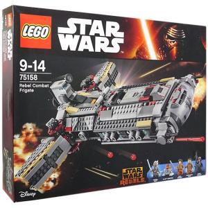 LEGO レゴ スター・ウォーズ 反乱同盟軍の戦闘用フリゲート 75158◆新品Sa【即納】|bii-dama