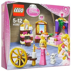 LEGO レゴ ディズニープリンセス オーロラ姫のベッドルーム 41060◆新品Ss|bii-dama