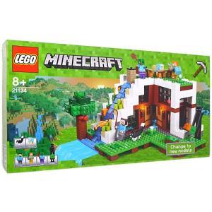 LEGO レゴ マインクラフト 滝のふもと 21134◆新品Ss【即納】|bii-dama