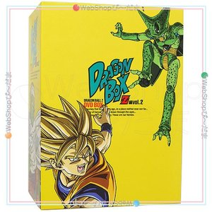 DRAGON BALL Z DVD BOX DRAGON BOX Z Vol.2/PCBC-50369▼B【欠品あり】|bii-dama