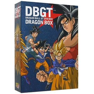 DRAGON BALL GT DVD BOX DRAGON BOX GT編/PCBC-50657▼C【欠品あり】|bii-dama