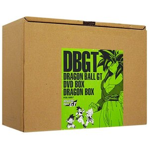 DRAGON BALL GT DVD BOX DRAGON BOX GT編/PCBC-50657◆C|bii-dama