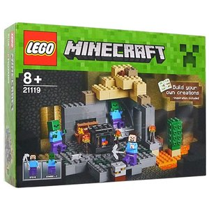 LEGO レゴ マインクラフト ダンジョン The Dungeon 21119◆新品Ss【即納】|bii-dama