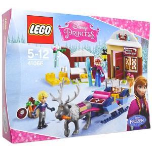 レゴ ディズニープリンセス アナとクリストフのアドベンチャー 41066◆新品Ss|bii-dama