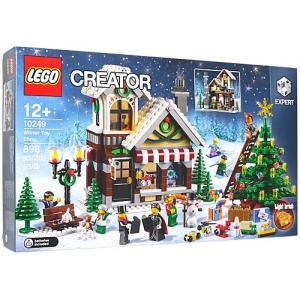 LEGO レゴ クリエイター 冬のおもちゃ屋さん 10249/並行輸入品◆新品Ss【即納】|bii-dama