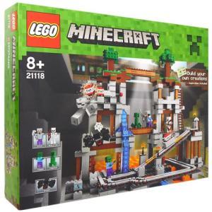 LEGO レゴ マインクラフト 鉱山 21118/◆新品Ss【即納】|bii-dama