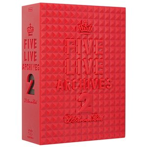 L'Arc〜en〜Ciel/FIVE LIVE ARCHIVES 2/DVD◆D【即納】|bii-dama