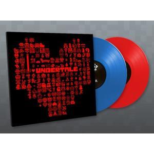 UNDERTALE LP盤 サウンドトラック UNDERTALE Vinyl Soundtrack◆新品Ss|bii-dama