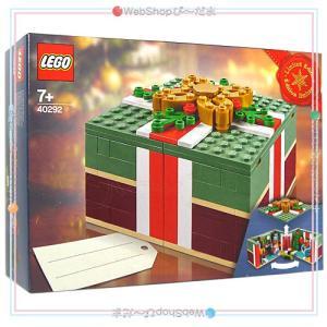 レゴ シーゾナル 2018 クリスマス ギフトボックス(プレゼント) 40292◆新品Ss|bii-dama