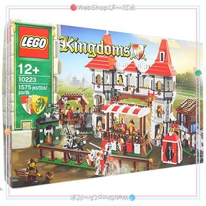 LEGO レゴ キングダム 馬上試合大会 Kingdoms Joust 10223◆新品Ss|bii-dama
