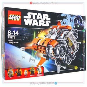 LEGO レゴ スター・ウォーズ ジャクーのクワッドジャンパー 75178◆新品Ss|bii-dama