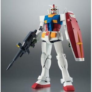ROBOT魂 [SIDE MS] RX-78-2 ガンダム ver. A.N.I.M.E. 〜最終決戦仕様〜◆新品Ss|bii-dama