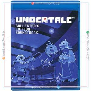 UNDERTALE コレクターズエディション 封入特典 サウンドトラックCD(日本語版)◆C(ゆうパ...