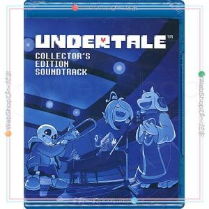 UNDERTALE コレクターズエディション 封入特典 サウンドトラックCD(海外版)◆新品Ss(ゆ...