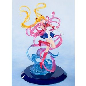 Figuarts Zero chouette セーラームーン-Moon Crystal Power, Make Up-◆新品Ss|bii-dama