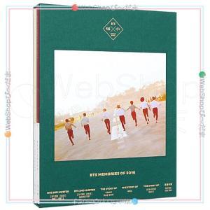 BTS防弾少年団 BTS MEMORIES OF 2016 タワーレコード限定/DVD◆C bii-dama
