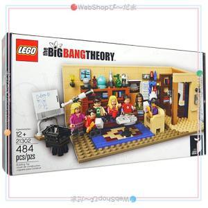 LEGO レゴ アイデア ビッグバン・セオリー 21302/並行輸入品◆新品Ss|bii-dama