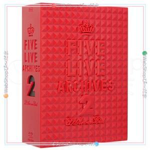 L'Arc〜en〜Ciel/FIVE LIVE ARCHIVES 2/DVD◆B|bii-dama