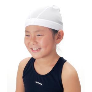フットマーク 水泳帽 スイムキャップ「ダッシュ...の詳細画像5